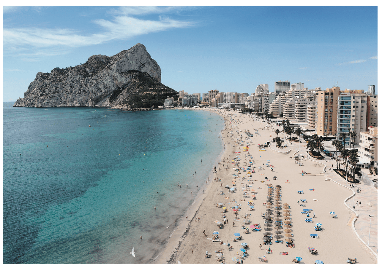 Calp City Council appeals to citizens to be responsible also on the beaches