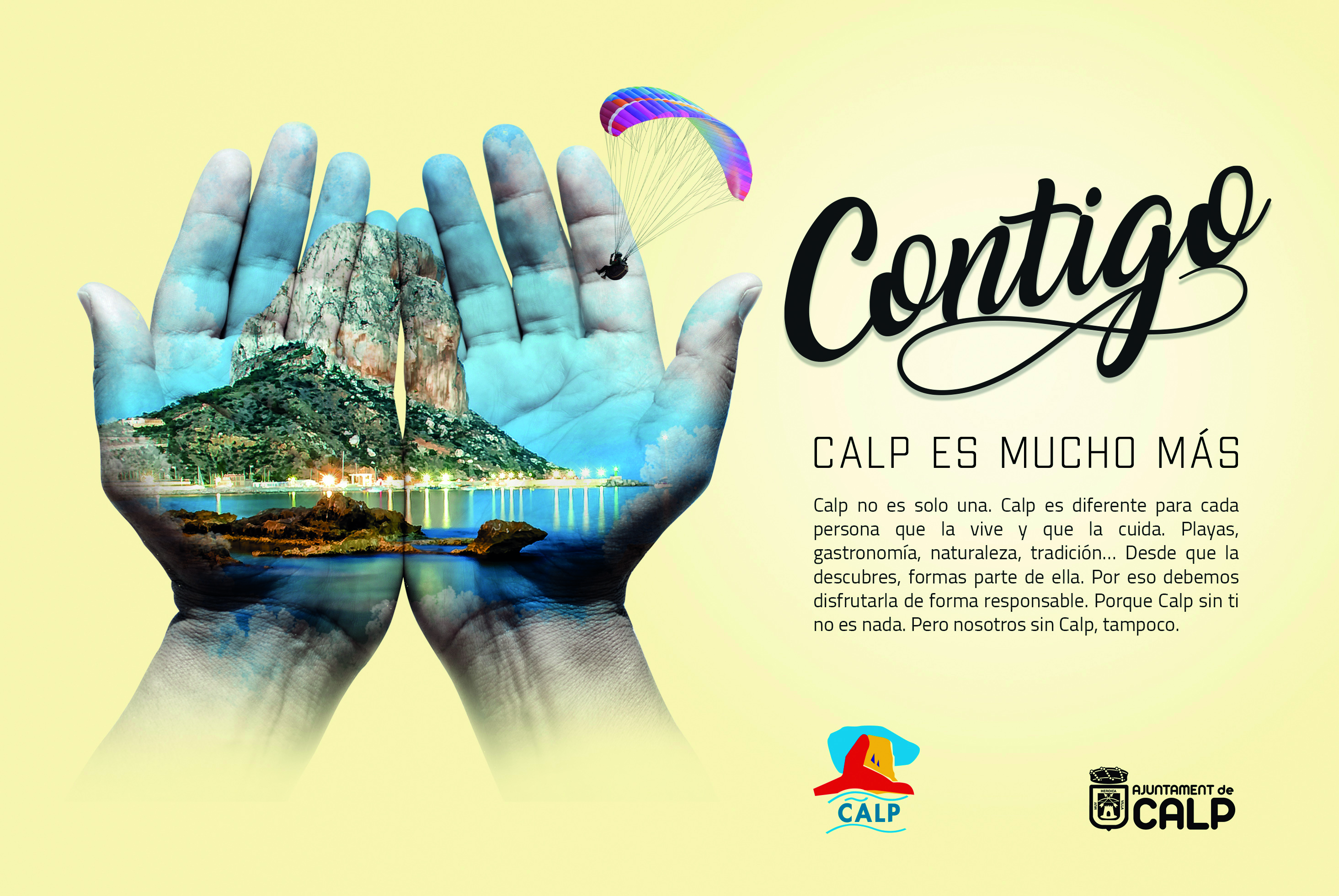 Calp launches awareness campaign to promote responsible and sustainable tourism