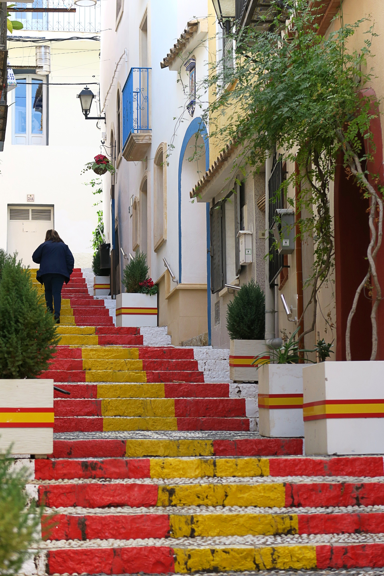 The Calp Town Council wants to promote the town as a tourist destination adapted to people with disabilities